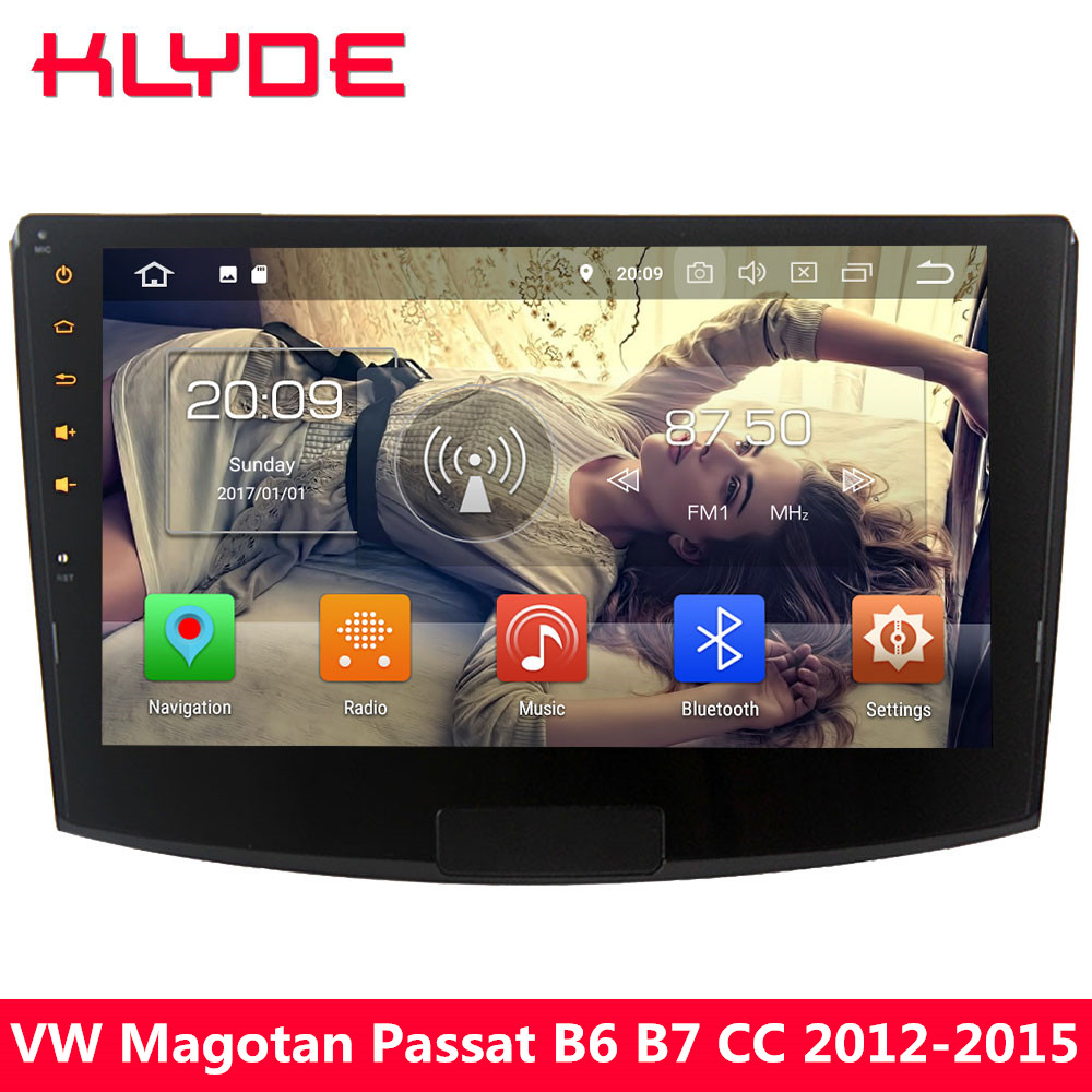 KLYDE 10 1 4G Octa Core Android 8 4GB RAM 32GB Car DVD Multimedia Player Stereo