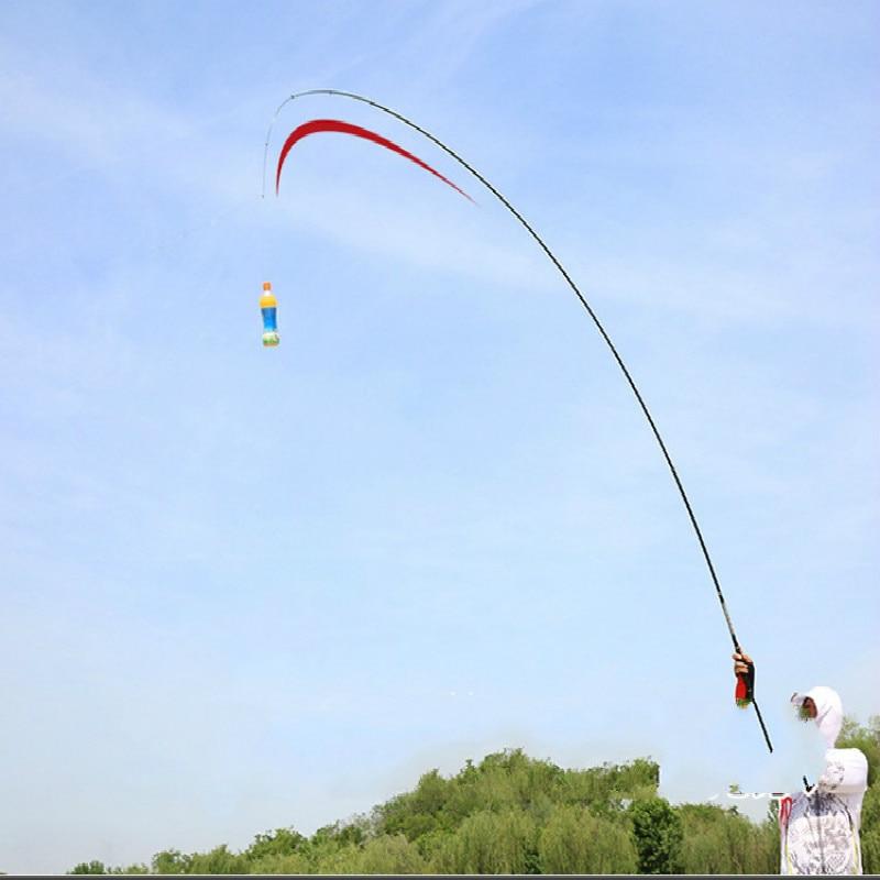 Varas de 3.6 da Carpa Pesca Super Leve