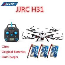 JJRC H31 дрона с дистанционным управлением с Камера или не Камера 6-осный Профессиональный Квадрокоптер, Радиоуправляемый вертолет Водонепроницаемый сопротивление против JJRC H37