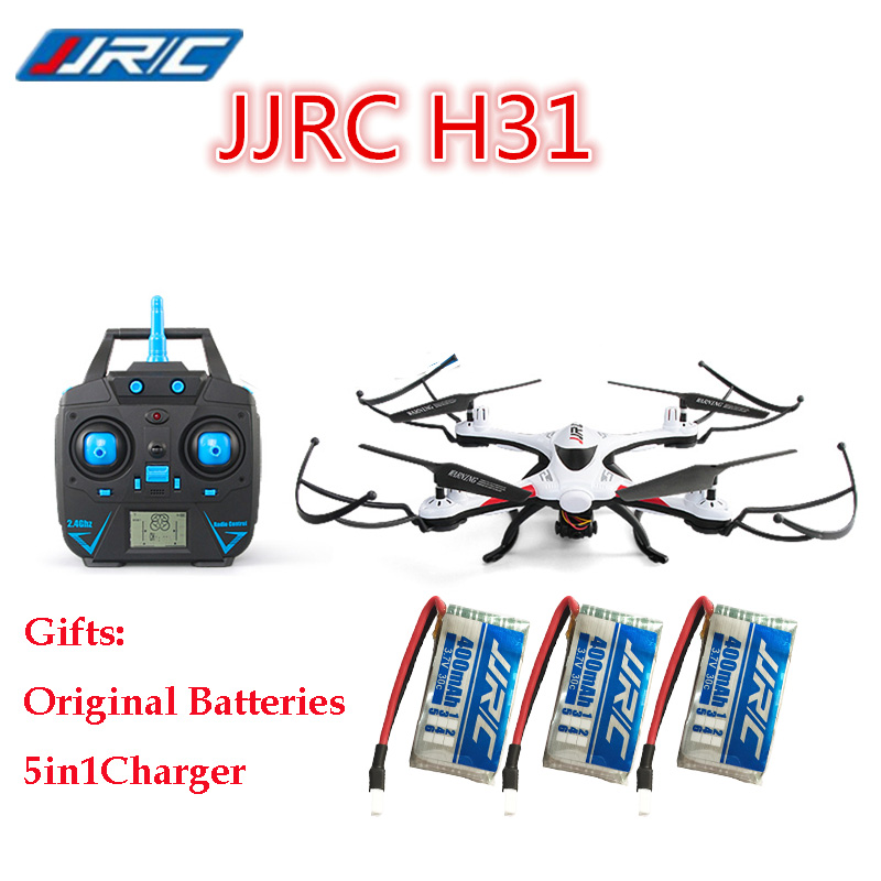 JJRC H31 RC Drone con cámara o ninguna cámara 6 eje profesional Quadrocopter RC helicóptero resistente al agua VS JJRC H37