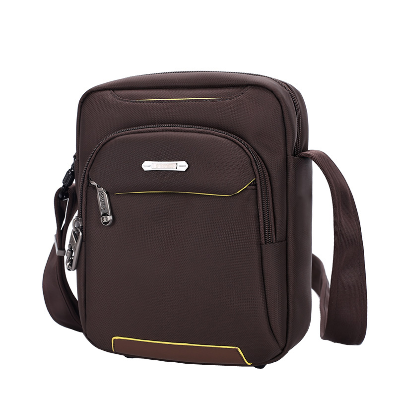 SINPAID Anti Theft Messenger Bag Crossbody Casual Designer Shoulder Bag Anti-Theft Zipper and Buckle Color Black Blue & Coffee 3502080 canemu anti theft simulator