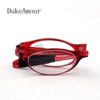 Latest Design TR843 Folding Men And Women TR 90 Frame Light Reading Glasses 1 0 1