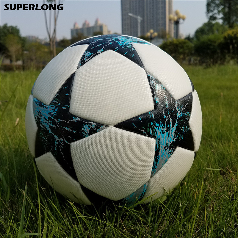 league Size 5 Professional Soccer Ball Football for Sale Sports Balls Goal for Younger Teenager Game