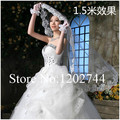 Wedding Veils Long 2017 New Vestido Wedding Veils Hot Sale Veil Applique One-layer Bridal Gown Tulle Dress Accessory Decoration