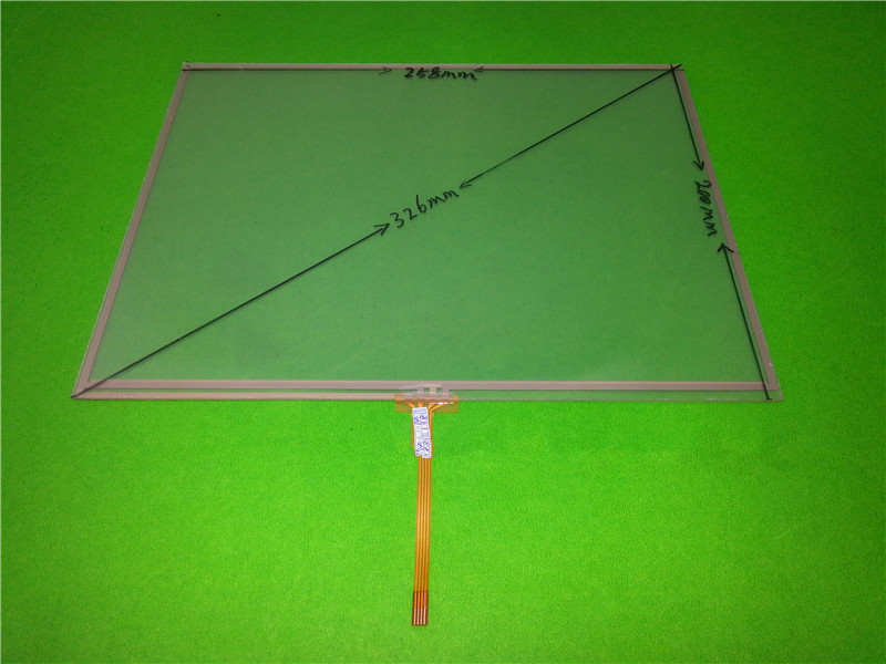 New 12.1 inch 258mm*200mm Touch Screen for N010-0554-X225/01 man-machine interface 258*200mm screen digitizer panel