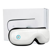 Magnetic Eye Massager Machine Physiotherapy Infrared Heating Massage Glasses Air Compression Vibration Relaxation Health Care
