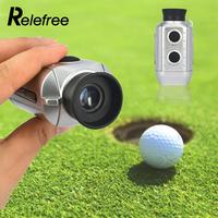 Digital 7x Pocket Golf Range Finder Electronic Scope Distance Golfscope Strap