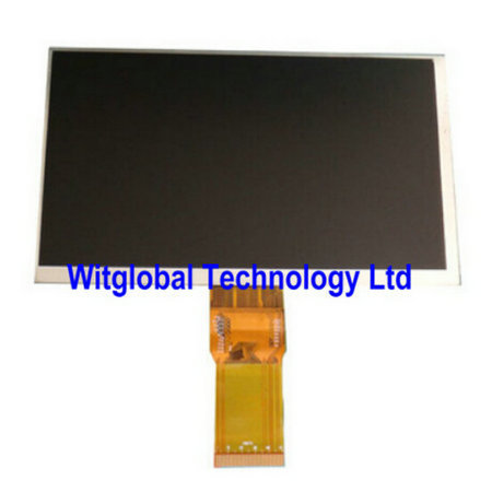 New LCD display matrix 7 Explay Hit 3G Tablet 50pins inner LCD Screen Panel Module Replacement Free Shipping
