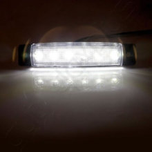 Waterproof Marine Led Light Courtesy & Utility Strip for Boats 12 Volts Blue White Boat Interior Led Lights