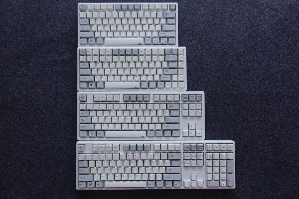Plum nano75 elektrostatisch capacitief mechanisch toetsenbord - Computerrandapparatuur - Foto 2