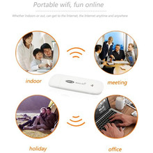 TIANJIE 3G wifi modem Dongle router car mobile pocket Mini Wireless USB Hotspot with SIM Card Slot
