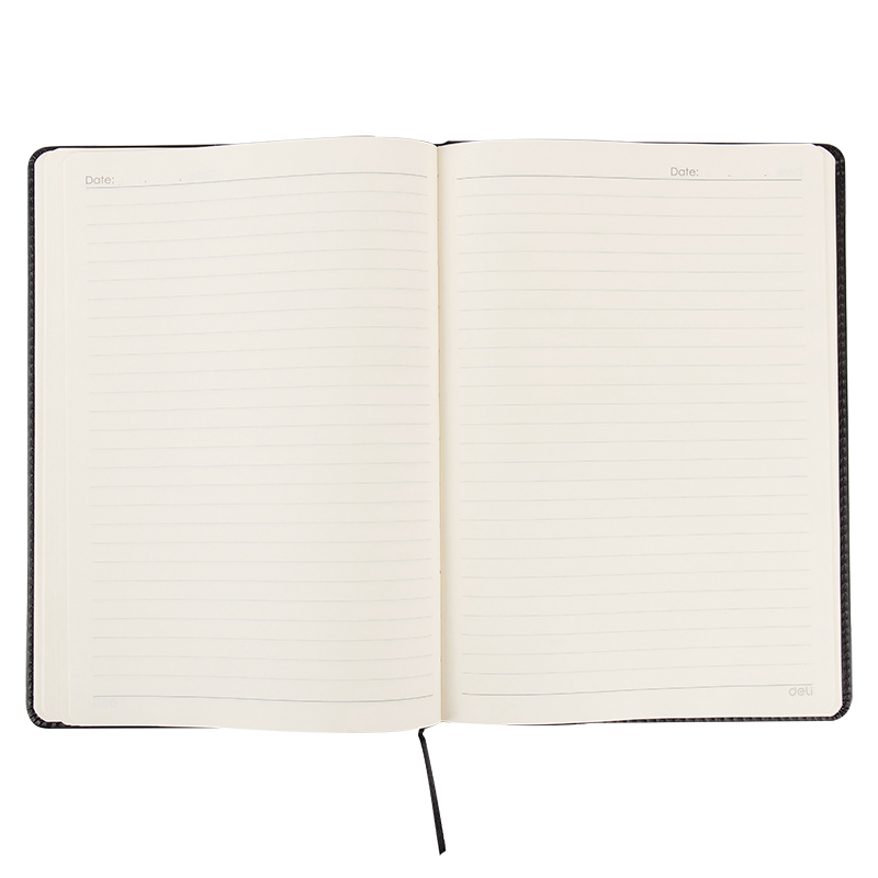 Deli Leather Notebook Office Business Meeting Planner 25k/18k PU Notebook Planner Student Writing Notebooks School Office SupplyDeli Leather Notebook Office Business Meeting Planner 25k/18k PU Notebook Planner Student Writing Notebooks School Office Supply