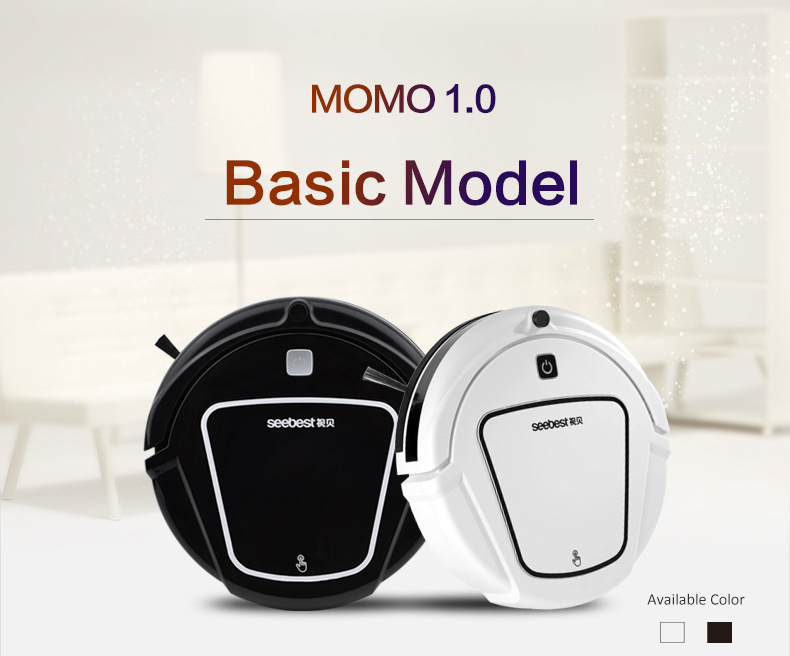 New Robot vacuum cleaner for home D720 with 500ml dustbin, 1000Pa suction power Auto charge Vacuum cleaner Aspirador 2016 famous brand geneva watches women stainless steel quartz watch military crystal gold watches relogio feminino montre femme