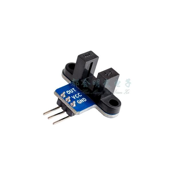 US $0 9 |smart car speed measurement module Code plate count speed sensor  with indicator lamp For arduino-in Sensors from Electronic Components &