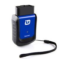 2018 Nuovo Vpecker Bluetooth OBD2 Auto Strumento Diagnostico Adattatore Tutti I Sistemi di Diagnostica Scanner Easydiag Vpecker V10.0 Aggiornamento Gratuito