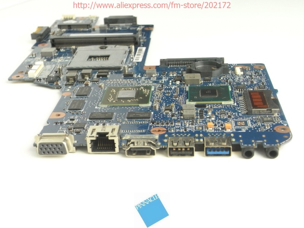 H000052630 Motherboard for Toshiba Satellite L850 C850 HD7610M graphic