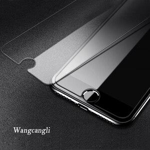 Image 4 - 2.5d 9 h 아이폰에 대 한 보호 7 유리 화면 보호기 아이폰에 대 한 강화 유리 7 8 플러스 6 5s 5 아이폰 x에 대 한 4 s 유리