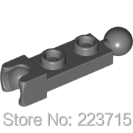 *Plate 1X2 Ball And Cup*20pcs DIY Enlighten Block Brick Part No.14419, Compatible With Other Assembles Particles