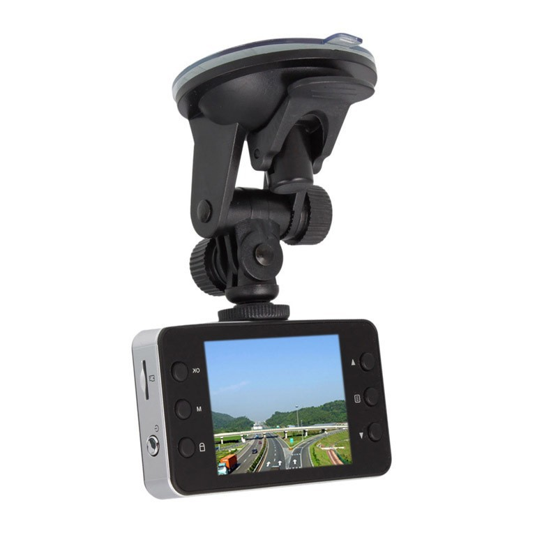"Chiziyo 2.4 ""K6000 DVR 1080P LED noční rekordér Dashboard Vision Veikulární kamera Dashcam Carcam video Registrator Car DVR"