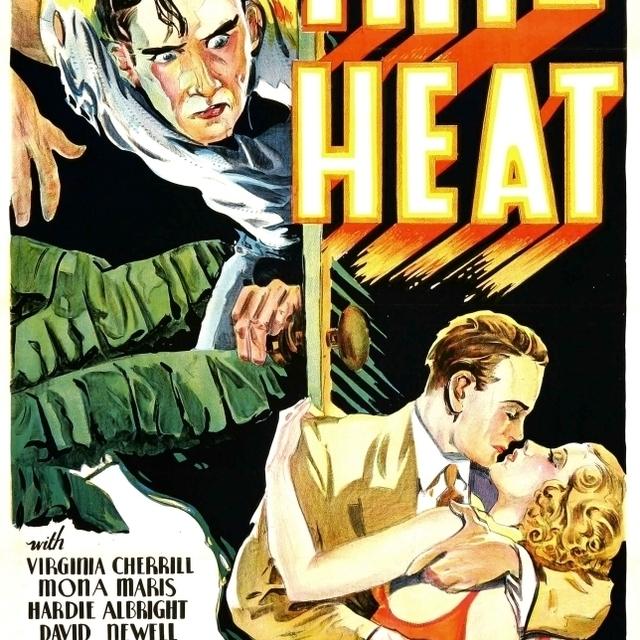 White Heat Bottom Right: Mona Maris 1934. Movie Poster Masterprint (24 x 36)