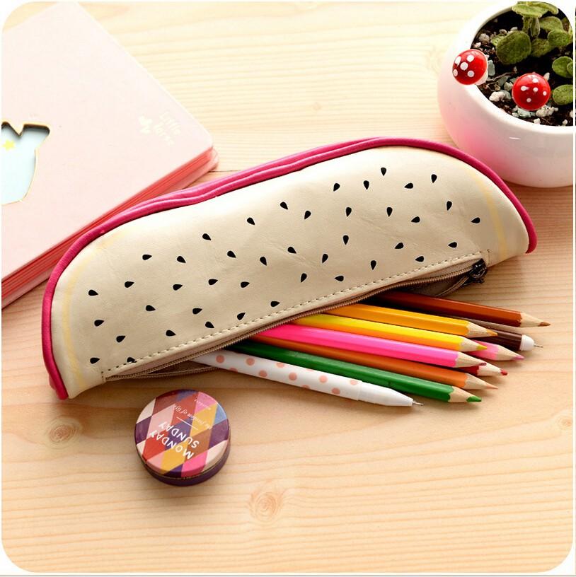 New-Arrival-High-Quali-School-Supplies-Cute-Originality-Fruit-Pattern-Pencil-Case-PU-Leather-Pencil-Bag