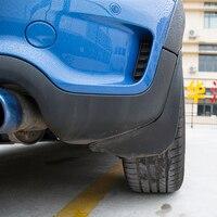 4 шт./компл. автомобиль крыло охранник брызговик Брызговики для автомобиля для Mini Cooper Countryman один Clubman R55 R56 r57 R58 R59 R60 r61 F60 Интимные аксессуары