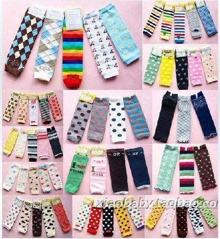 Women And Children Active 100pcs/lot 30cm Milk Baby Leg Warmers Baby Leg Warm Baby Socks,mix Design Suitable For Men