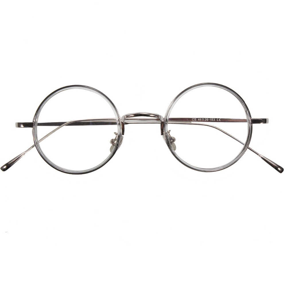 8b2279289cdc Agstum Small Round HARRY POTTER Vintage Eyeglasses Frame Spectacles  Prescription Ready Glasses Clear Lens Rx-