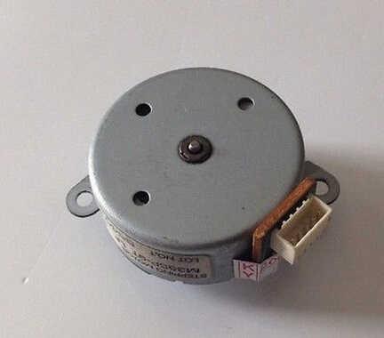 Q3948 Q3066 C6747 шаговый двигатель для сканера для hp CM2320 3030 3050 3055 принтер
