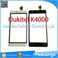 Touch Для Oukitel K4000 Сенсорный Экран с Панелью Дигитайзер Нет ЖК