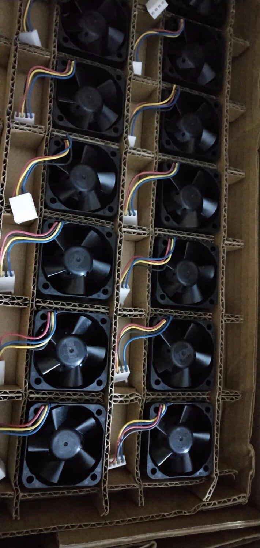 NMB NEW 1611FT-D4W-B86 12V 1.2A 4028 4cm Server Cooling Fan