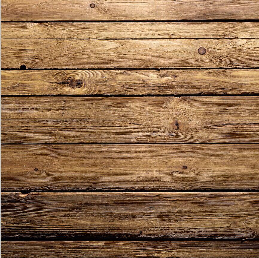 1.5X2.2 m Thin vinyl cloth photography backdrop computer Printing background for photo studio brown dark wood Floor-296 custom vinyl cloth dark wall wood floor