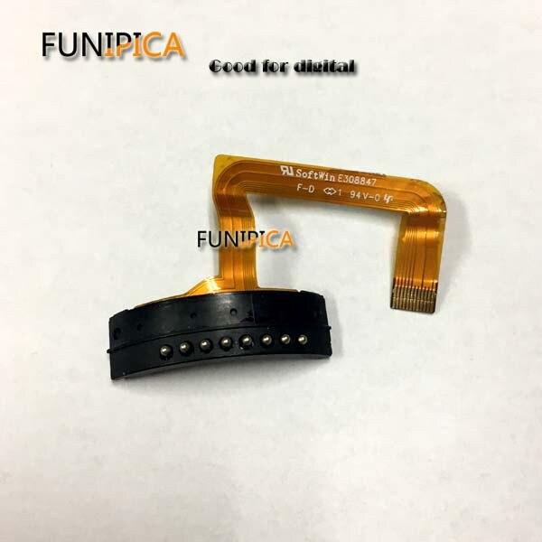 Test OK interfejs obiektywu Flex Cable dla Tamron 150 600mm mocowanie bagnetowe pierścień 150 600 skontaktuj się z części skontaktuj się z flex dla Nikon usta w Części obiektywu od Elektronika użytkowa na  Grupa 1