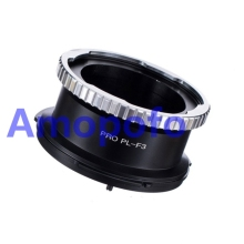 Amopofo PL-F3 Adapter,For ARRI Arriflex PL Lens to For Sony F3 Digital camera F3 F5 F55 Digital camera Mount Adapter Ring