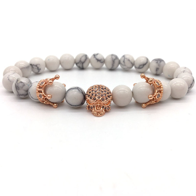 Trendy Beaded Bracelet for Men