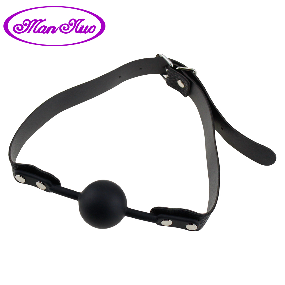 Man nuo S/L Silicone Open Mouth <font><b>Gag</b></font> <font><b>Sex</b></font> Bondage BDSM Fetish Mouth Restraints <font><b>Sex</b></font> <font><b>Toy</b></font> <font><b>Ball</b></font> <font><b>Gag</b></font> Exotic Accessories Open Mouth <font><b>Gag</b></font> image