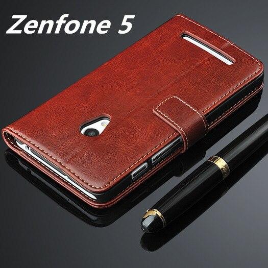 Flip Cover Case för hög kvalitet för ASUS Zenfone 5 Mode - Reservdelar och tillbehör för mobiltelefoner