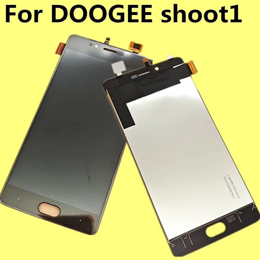 Pour DOOGEE shoot1 écran LCD et écran tactile + outils numériseur assemblage accessoires de remplacement pour DOOGEE shoot 1 téléphone
