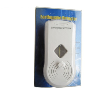 New 2017 Detector P wave Earthquake Get Early Warning of Impending Earthquake Quake Alarms To Protect Life Tip escape earthquake