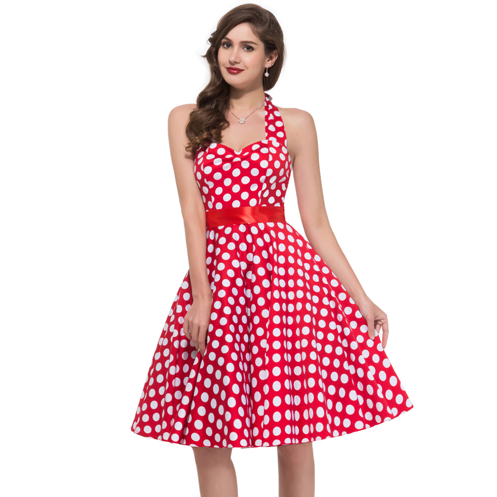 Negro rojo corto elegante hasta la rodilla vestidos mujeres del ...