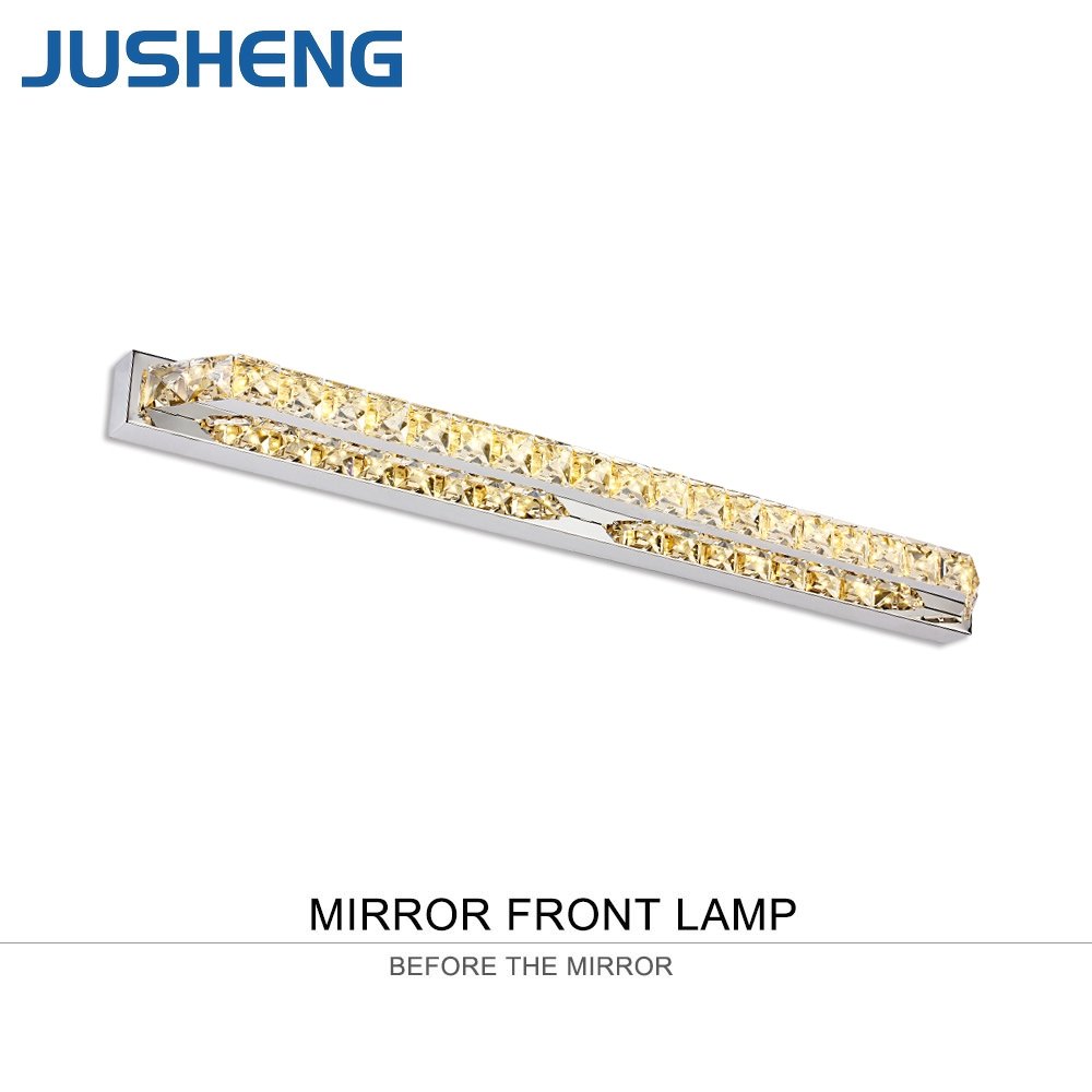 JUSHENG 14W كريستال الحمام الصمام أضواء - إضاءة داخلية