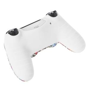 Image 5 - وحدة تحكم غمبد واقية سيليكون كم الحرس 2 قبضة قبعات ل PS4