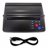 Высокое качество татуировки передачи машина трафарет Maker Flash термальность копиры принтер поставки ЕС/США Plug