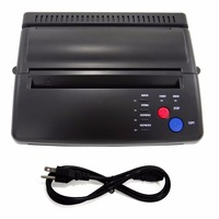 Professional High Quality Tattoo Transfer Machine Tattoo Stencil Maker Flash Thermal Copier Printer Supplies EU/US Plug