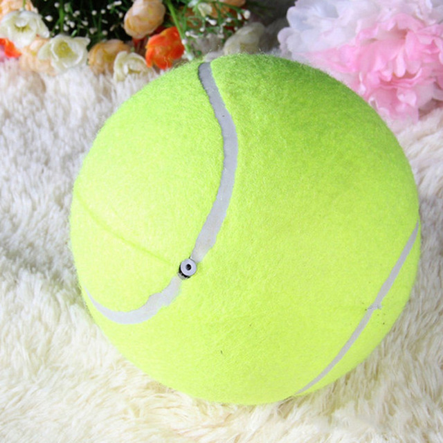 Giant  Dog Tennis Ball 3