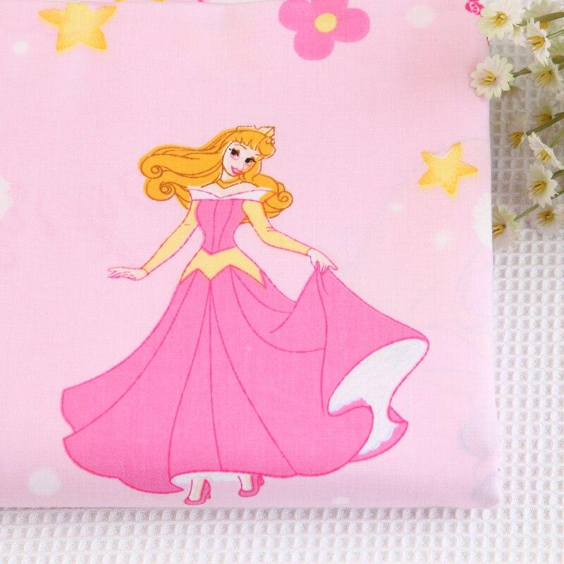160 cm * 50 cm de la princesa ropa de cama de niño de dibujos animados acolchado