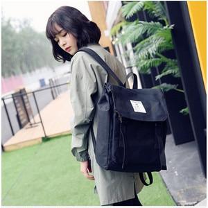 Image 5 - Darmowa wysyłka kobiety studenci modny plecak Mochila Feminina Mujer 2019 torby podróżne szkolne Bolsa Escolar torba męska