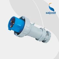 3P 63A 230V International Standard Industrial Plug / IP67 Waterproof Plug with CEE/ IEC Approved ( SP 1571)