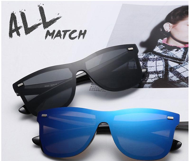 Fashion Colored Sunglasses