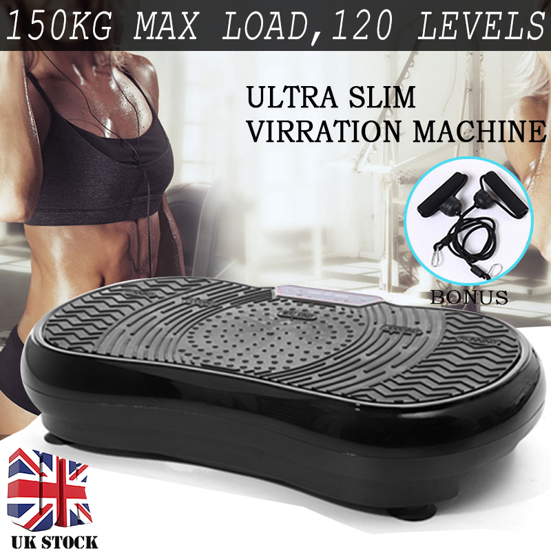 Vibration Exerciser Fitness Massager Platform Machine Plate Slim Body Shaper Exercise Training for bodybuilding 3 colors MAYITR 1005f fitness equipment ultrathin body massager power board exercise power plate for slimming blood circulaation machine 220v